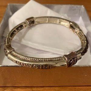 Jewelry - Cowgirl horse bracelet